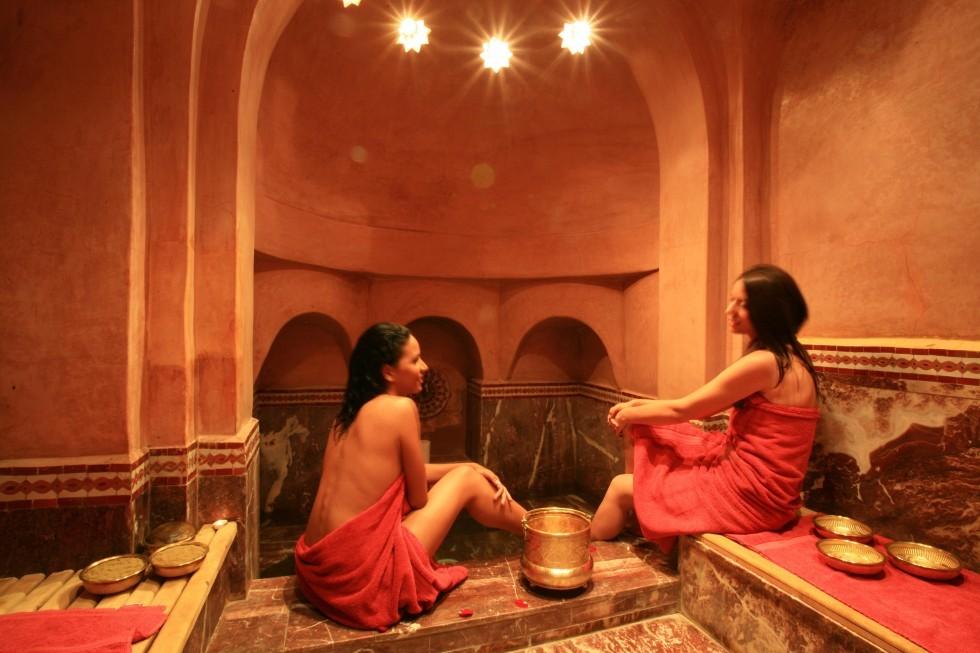 come fare l'hammam marocchino