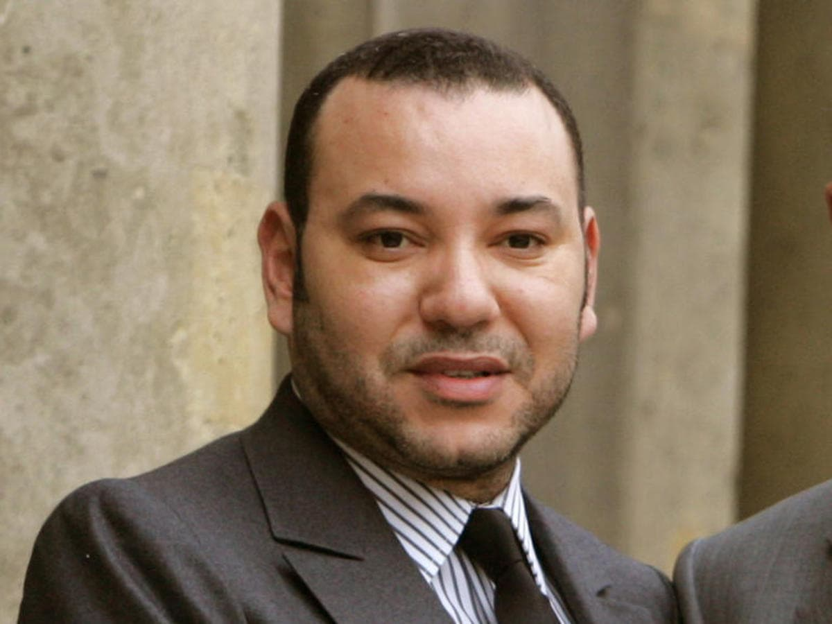 foto del re del marocco