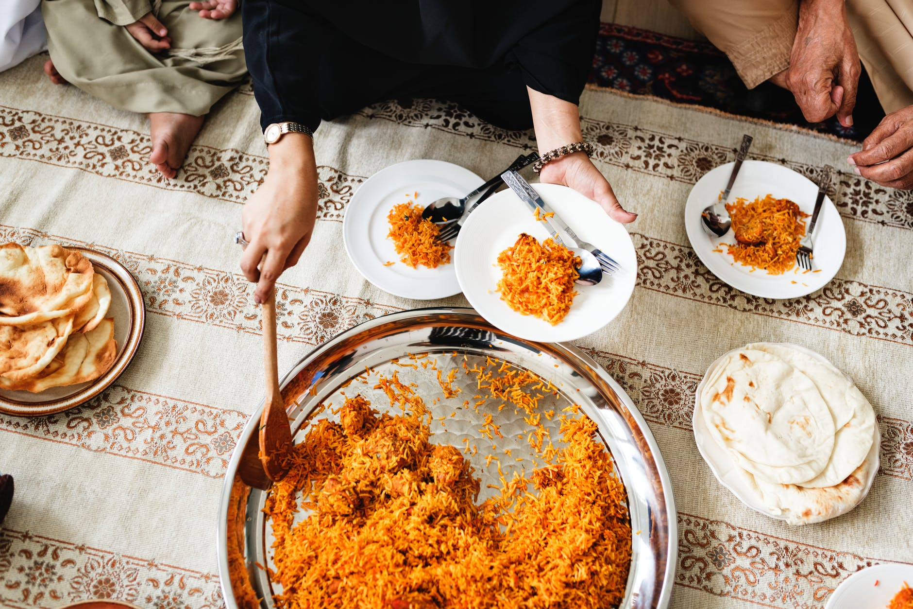 Marocco in Ramadan-non-si-può-mangiare