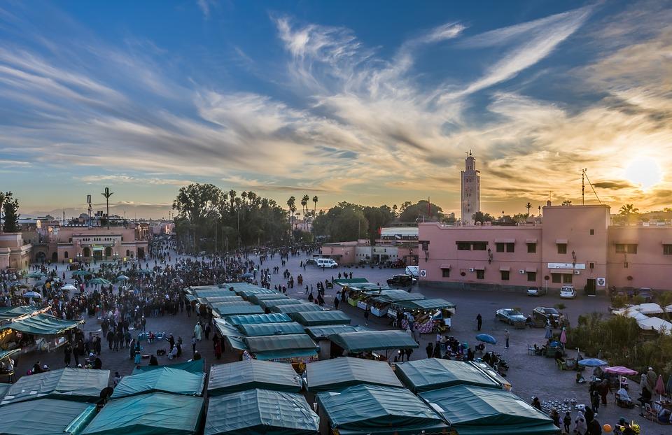 viaggio in Marocco fai da te-visuale-alto