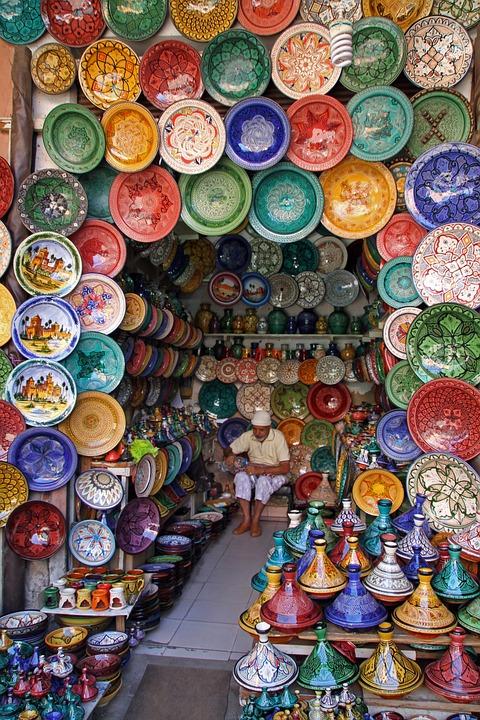 tour di gruppo in marocco: marrakech