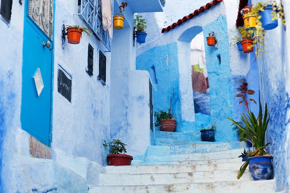 tour di gruppo in Marocco: Chefchaouen