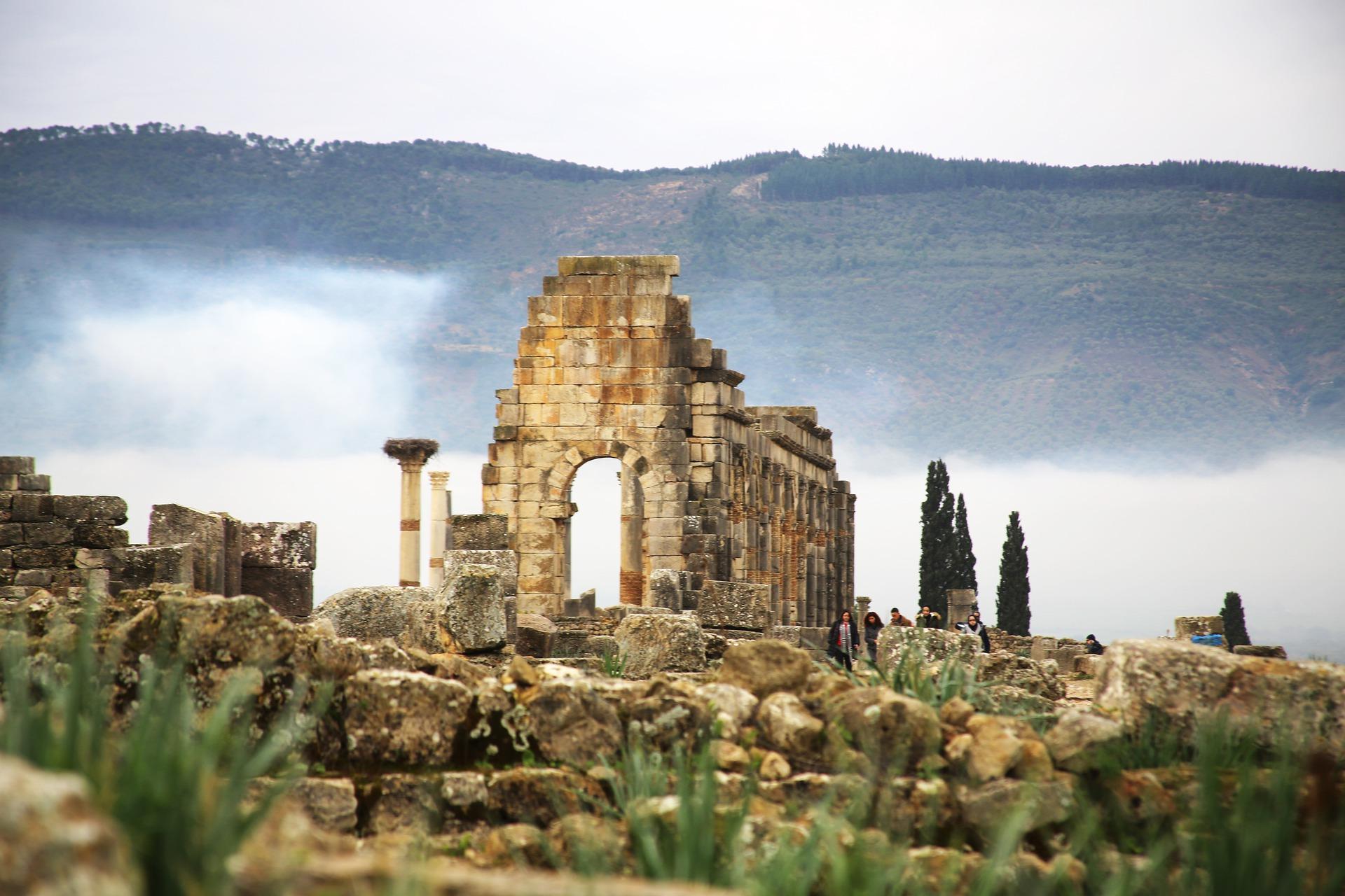 Sito archeologico Volubilis