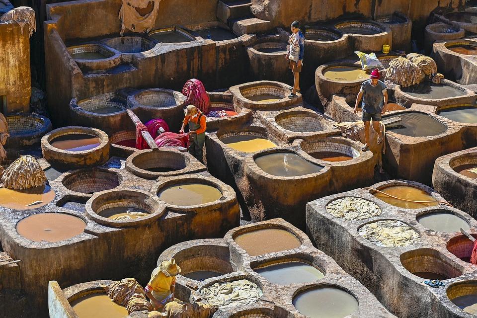 tour di gruppo in Marocco - Fes