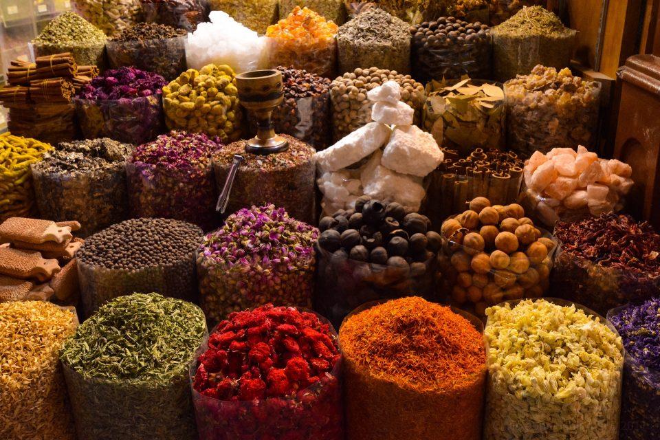 cosa comprare in Marocco: spezie
