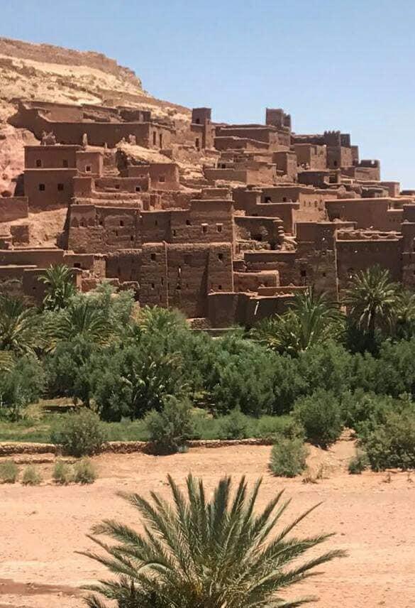 tour in marocco ait ben addou