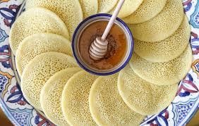 cosa si mangia in Marocco: Baghrir