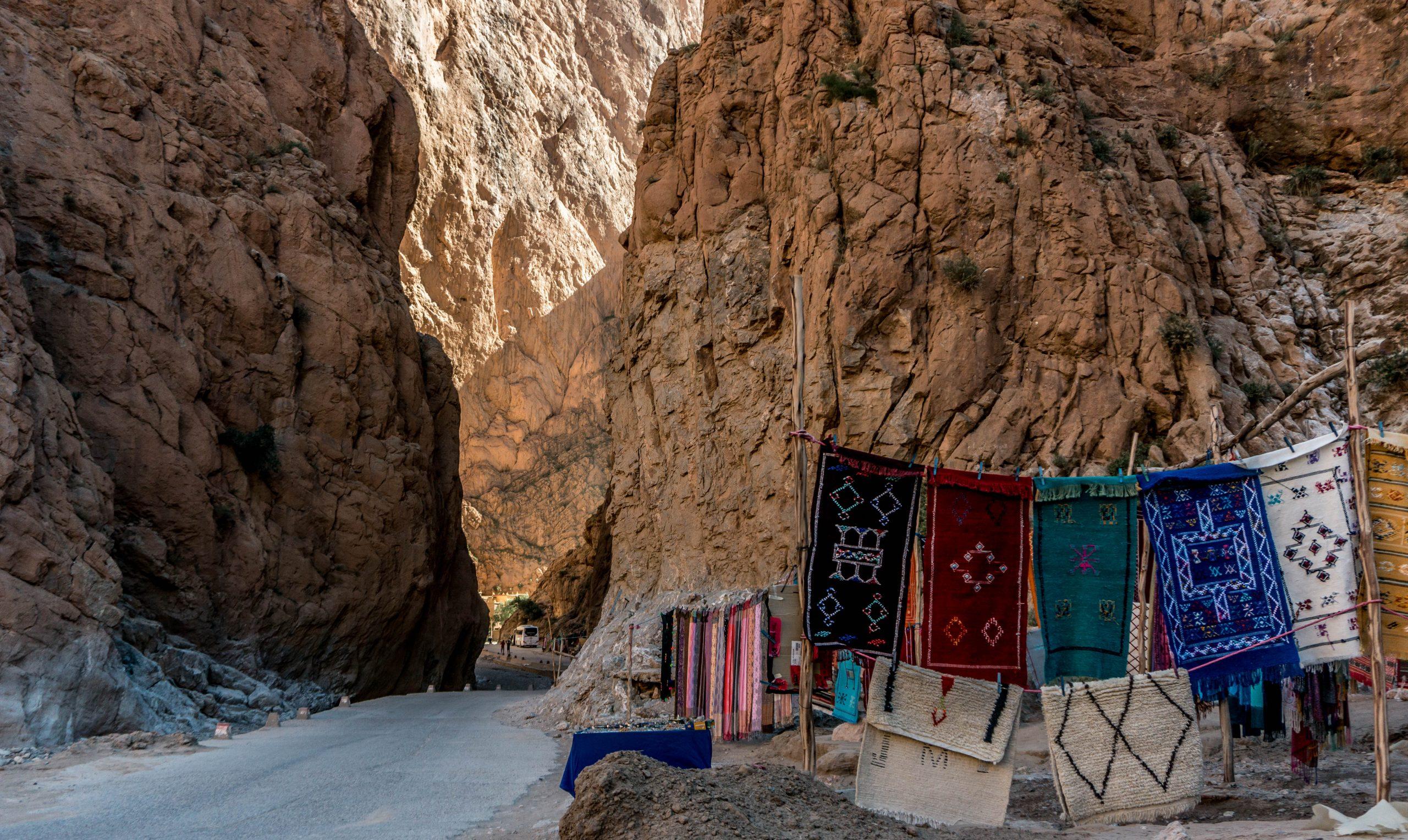 tour in marocco: le gole del todra