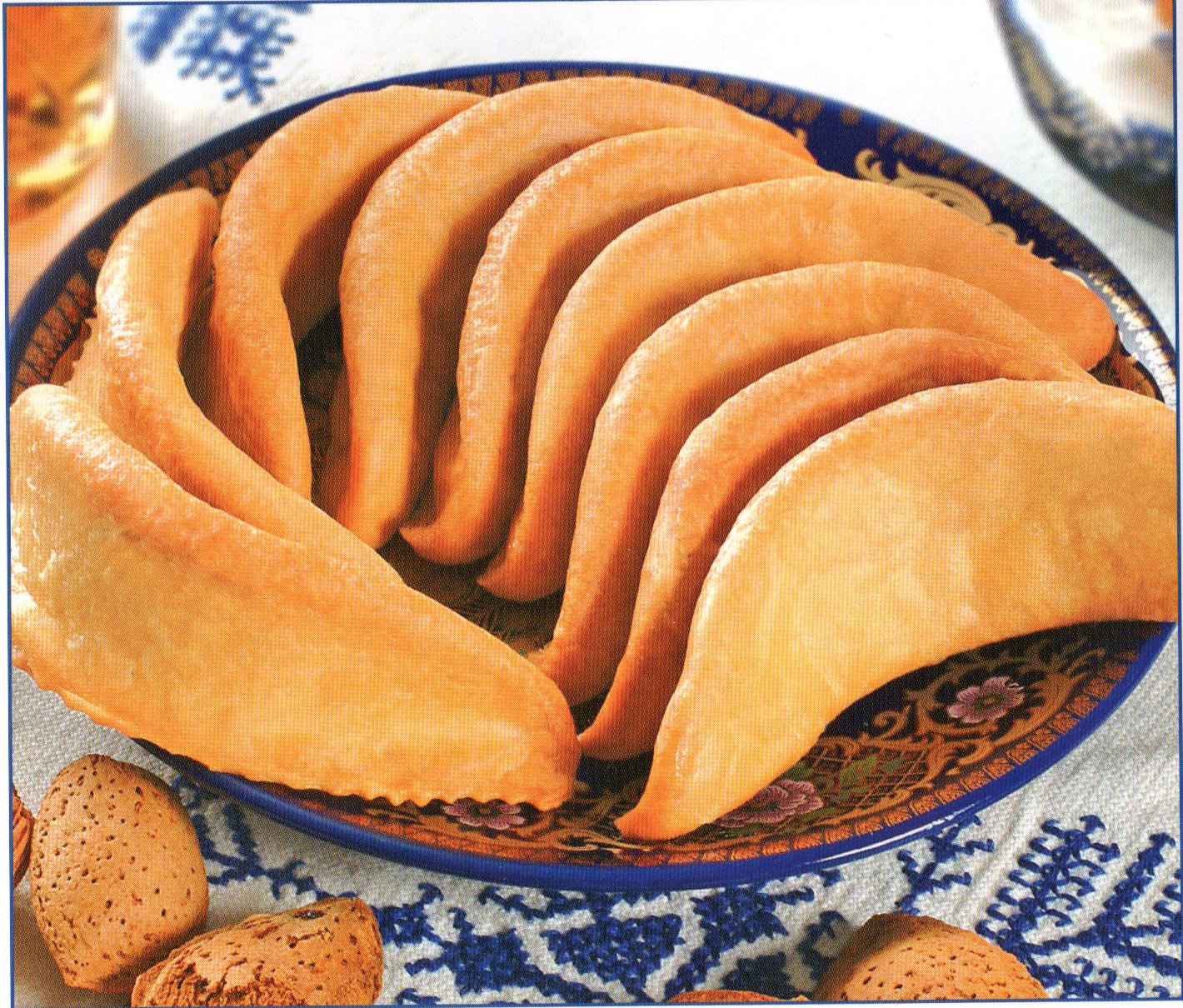 dolce tipico Marocco: corna di gazzella