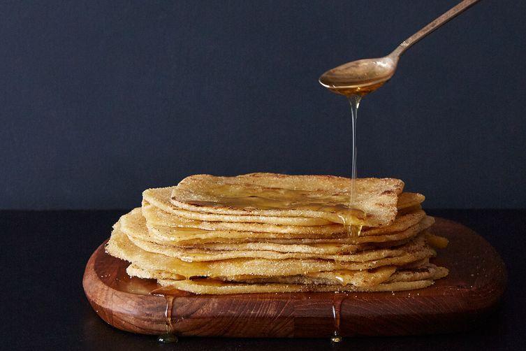 cosa mangiare in Marocco: msemen