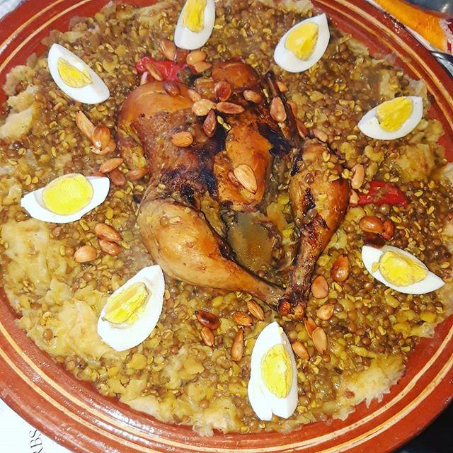 cosa mangiare in Marocco: Rfisa