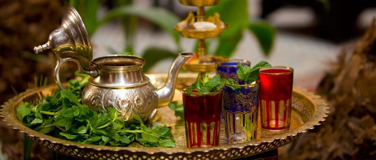 The alla Menta: la tradizione marocchina