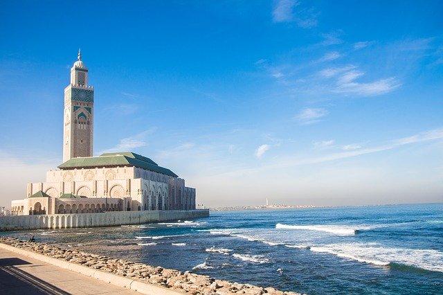 Moschea casablanca