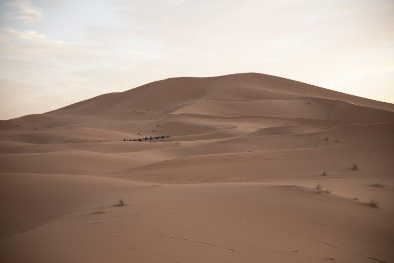 paesaggio marocchino