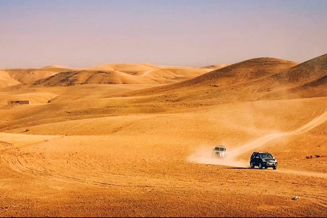 escursioni Marrakech: Agafay