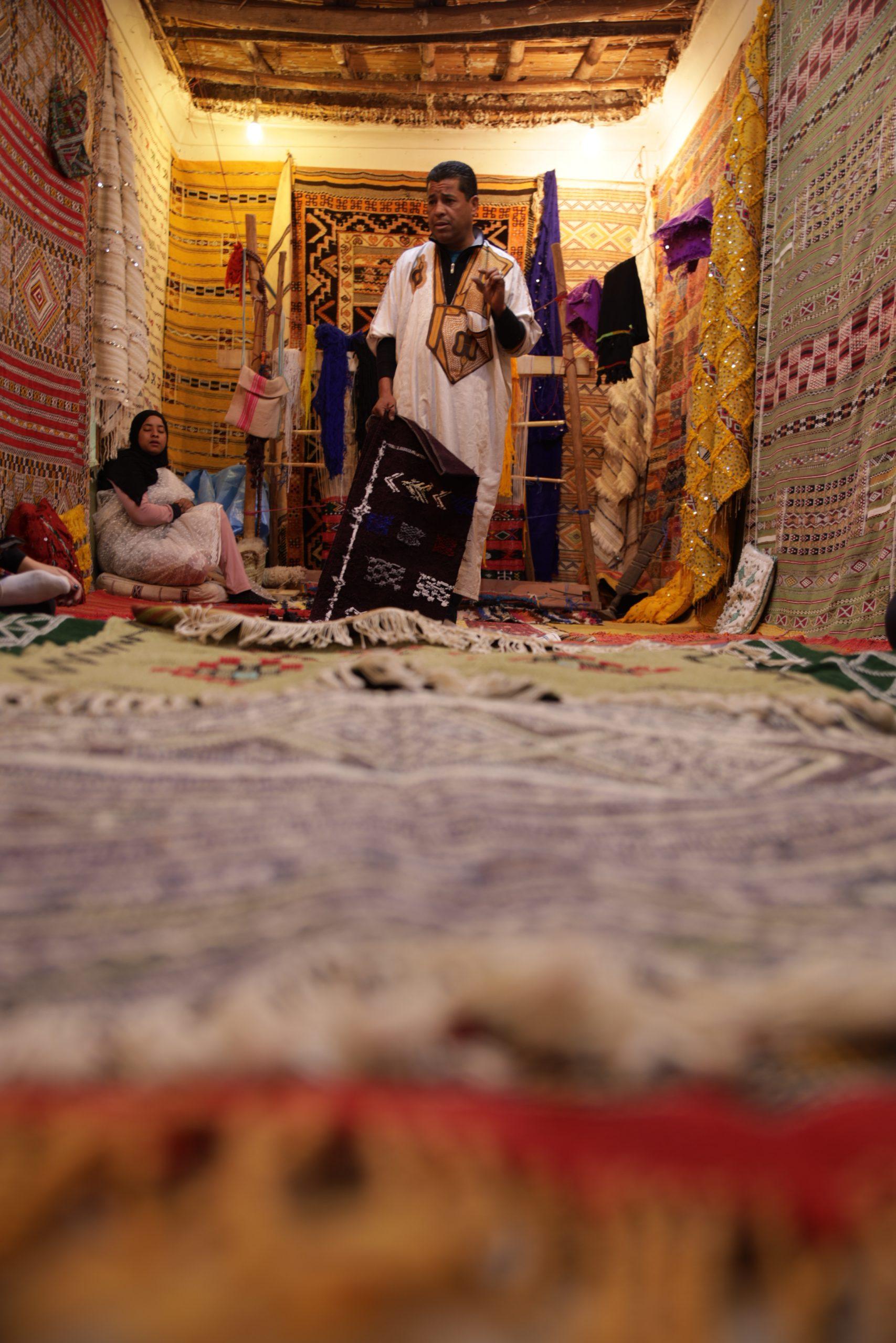 Rivenditore di tappeti