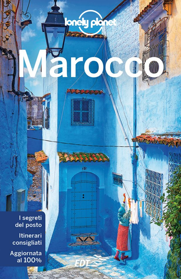 Guide di viaggio per il Marocco Lonely Plante